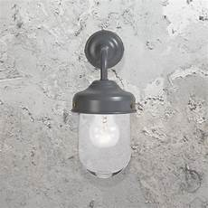 grey outdoor barn wall light cl 34838 e2 contract lighting uk