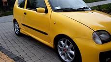 Fiat Seicento Sporting - fiat seicento sporting abarth 1 4 16v 6gear 103km