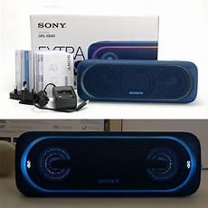 Sony Srs Xb40 Sehr Guter Bluetooth Lautsprecher Mit
