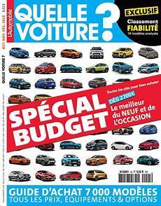 L Automobile Hors S 233 Rie Quelle Voiture Octobre Novembre