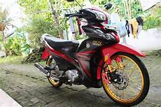 Motor Jupiter Z Modifikasi by Gambar Modifikasi Motor Yamaha New Jupiter Z Terbaru