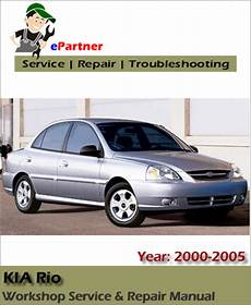 car repair manual download 2012 kia rio spare parts catalogs kia rio service repair manual 2000 2005 automotive service repair manual