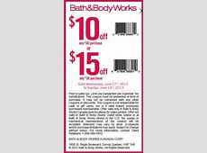 bath and body works free shipping code