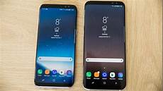 Vergleich S8 Und S8 Plus - samsung galaxy s8 vs s8 what s the difference androidpit