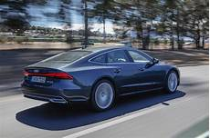 2019 audi a7 sportback first review automobile magazine