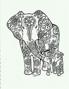 Ausmalbilder Erwachsene Elefant Elephant Malvorlagen Ausmalbilder Erwachsene