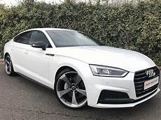 used audi a5 sportback tdi black edition 2019 for sale in