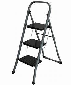 klapptritt 150kg trittbock 3 stufen haushaltsleiter