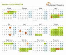 schulferien hessen 2014 ferienkalender zum ausdrucken