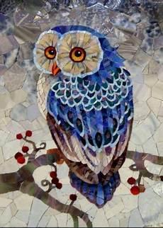 Paling Populer 10 Gambar Burung Hantu Mozaik Tips Dan