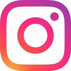 Instagram Baru Logo Gratis Ikon Dari Social Icons