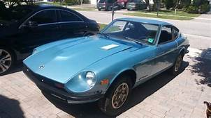 1977 Datsun 280z Coupe For Sale  Z Series