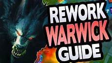 Warwick Jungle Guide - new rework warwick jungle guide league of legends season