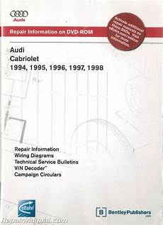 how to download repair manuals 1995 audi cabriolet electronic valve timing audi cabriolet 1994 1998 repair manual on dvd rom
