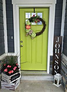 ideas tips exciting front door yard decorations front porch decorating ideas on a budget not green but