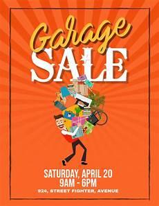design garage garagen als copy of yard garage sale flyer poster postermywall