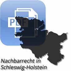 Nachbarrechtsgesetz Schleswig Holstein 2017 Pdf