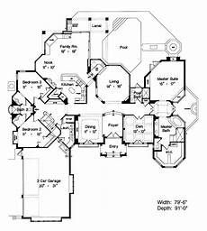 chateauesque house plans traditional house plan first floor 047d 0057 house