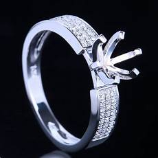 6mm engagement semi mount ring real