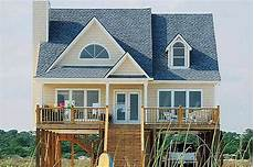 beach house plans on piers beach style house plan 4 beds 2 baths 1650 sq ft plan