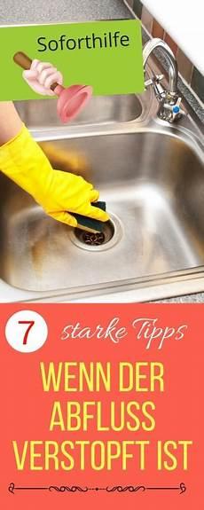 hausmittel abfluss reinigen abfluss verstopft beste tipps und l 246 sungen haushalt