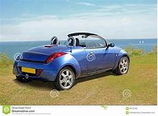 classic cars köln ford ka convertible by coast stock photo image of autos 69737584