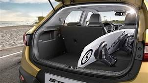 Kia Stonic 2018 Dimensions Boot Space And Interior