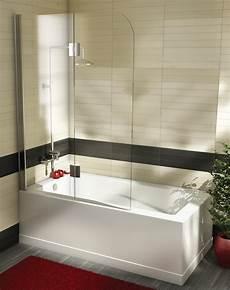 baignoire en coin avec bathtub shower screen oceania