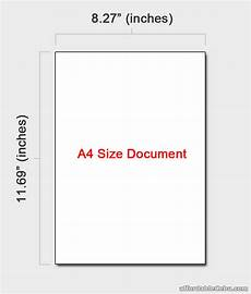 what is the a4 bond paper size computers tricks tips
