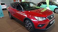 2019 seat arona fr 1 6 tgi exterior and interior
