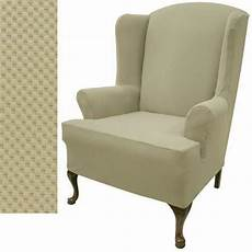 wing chair cover slipcovers ebay