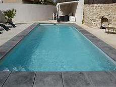 piscine coque grise piscines en eau