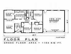 elevated bungalow house plans 3 bedroom raised bungalow house plan rb339 1163 sq feet