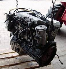 mercedes w124 s124 300td motor ohne anbauteile