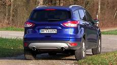 2015 Ford Kuga Escape 1 5 Ecoboost 4x4 182 Hp Test