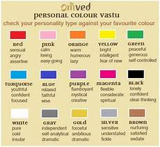 color meaning personality in 2019 vastu shastra house plans color psychology