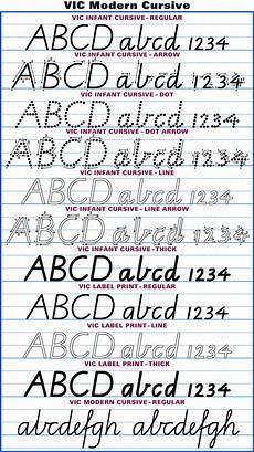 Australian School Fonts Instant Aussie