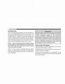 chilton car manuals free download 2005 chrysler pt cruiser navigation system 2005 chrysler pt cruiser owners manual