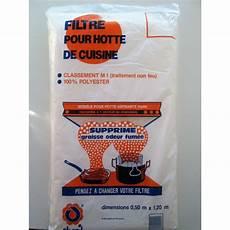 Filtre Pour Hotte De Cuisine Standard
