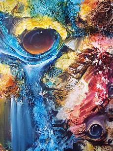 Aliran Seni Abstraksionisme Janica Lewinsky