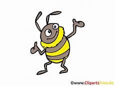 Bienen Comic Malvorlagen Comic Biene Bild