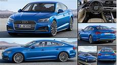 audi a5 gtron audi a5 sportback g 2017 pictures information