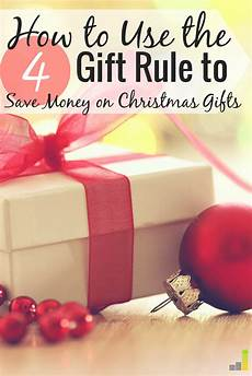 Will The 4 Gift Rule Work For Your Family This