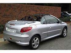 2004 Peugeot 206 Cc Convertible Auto For Sale On Auto