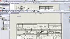 tutorial makes drawing sheet format size homemade