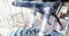 Modifikasi Shock Belakang Scorpio by Modifikasi Motor Trail Shock Belakang Menggunakan Shock