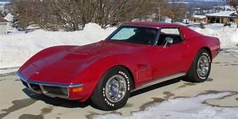 All American Classic Cars 1970 Chevrolet Corvette 2 Door