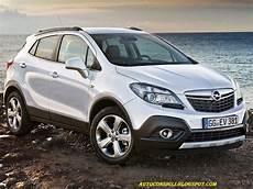 Opel Mokka De - car al top 33 opel mokka il 1 4 litri turbo disponibile