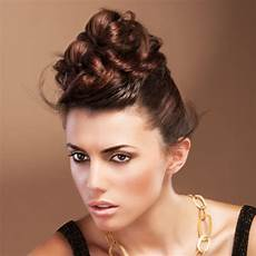 Plaited Bun Hairstyle updo hairstyles plaited bun hairstyle and home