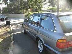 how cars engines work 1992 bmw 5 series on board diagnostic system find used 1992 bmw 5 series 525 i touring wagon 2nd owner in carmel california united states